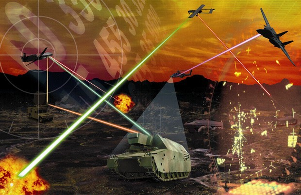 Marines to Get Anti-Drone (UAS/UAV) Mobile Laser Weapon System, Soon?: Ground-Based Air Defense Directed Energy on-the-Move (GBADDEM) Coming to a Battlespace Near You…Maybe