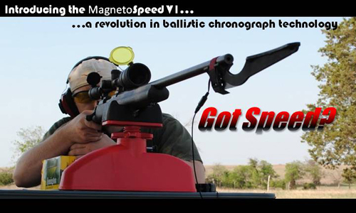 MagnetoSpeed V1 V2 Barrel Mounted Ballistic Shooting Chronograph 1 MagnetoSpeed V1/V2 Barrel Mounted Ballistic/Shooting Chronograph: Fast and Accurate!