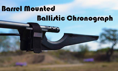 MagnetoSpeed V1/V2 Barrel-Mounted Ballistic/Shooting Chronograph: Fast and Accurate!