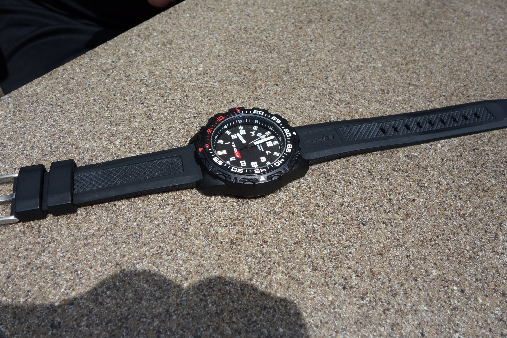 ArmourLite IsoBrite Tactical Watch Diving Watch T100 Tritium H3 Illumination Miami David Crane DefenseReview.com DR 7 ArmourLite IsoBrite Hard Use Tactical Watch/Diving Watch with T100 Tritium Illumination for Military and Law Enforcement Tactical Operations, Maritime Operations and Civilian Tactical Shooting (Video!)