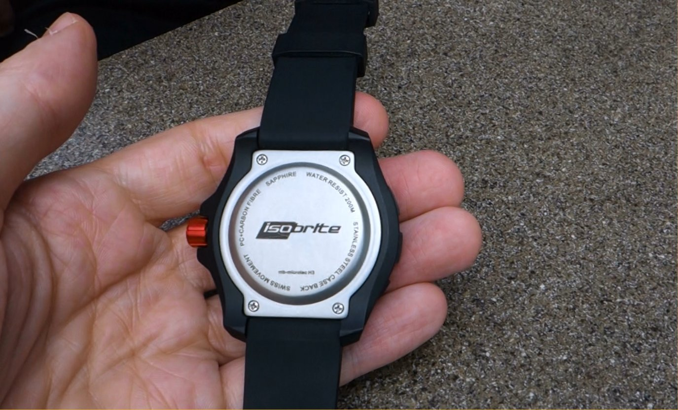 ArmourLite IsoBrite Tactical Watch Diving Watch T100 Tritium H3 Illumination Miami David Crane DefenseReview.com DR 9 ArmourLite IsoBrite Hard Use Tactical Watch/Diving Watch with T100 Tritium Illumination for Military and Law Enforcement Tactical Operations, Maritime Operations and Civilian Tactical Shooting (Video!)