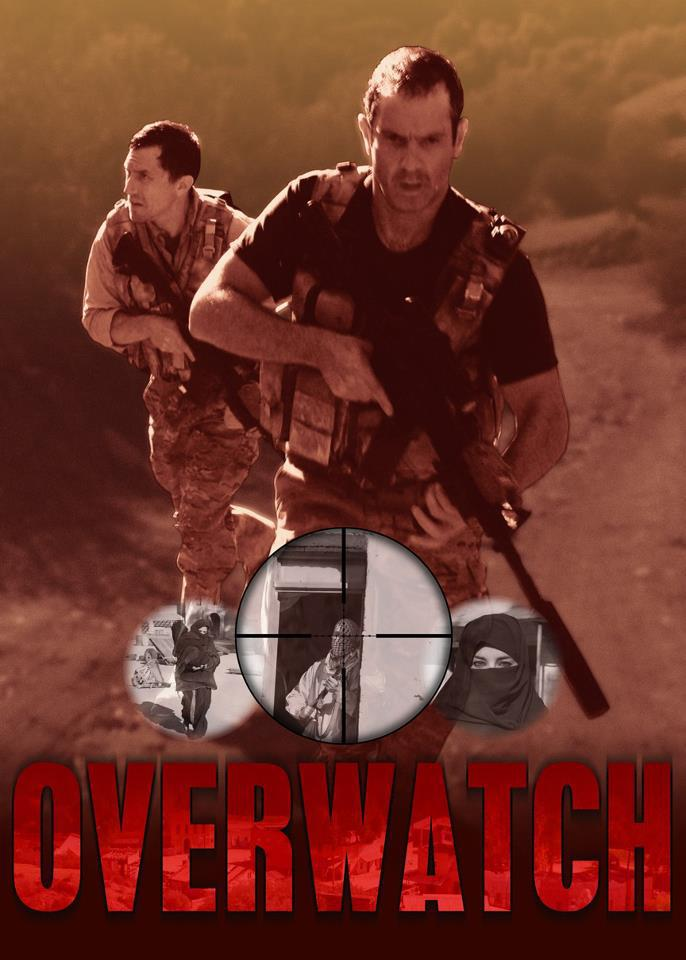 Overwatch Aaron Cohen 1 New and Very Cool Military Special Operations Short Film <i>Overwatch</i> Being Released: See the Trailer! (Video!)