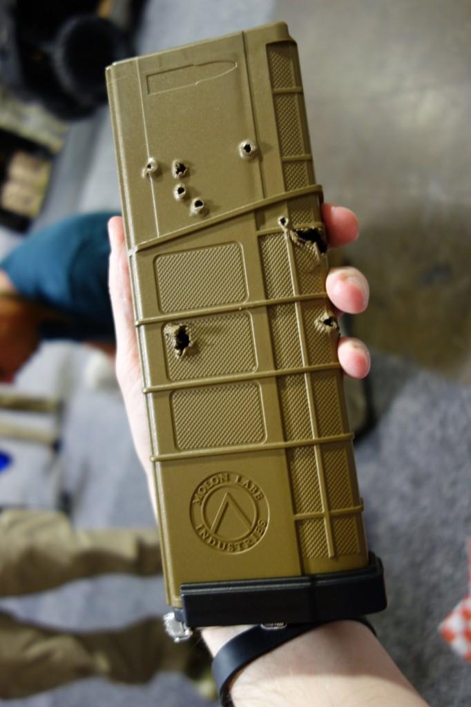 Molon Labe Industries Mli Scarmag 25 Round 7 62mm Nato