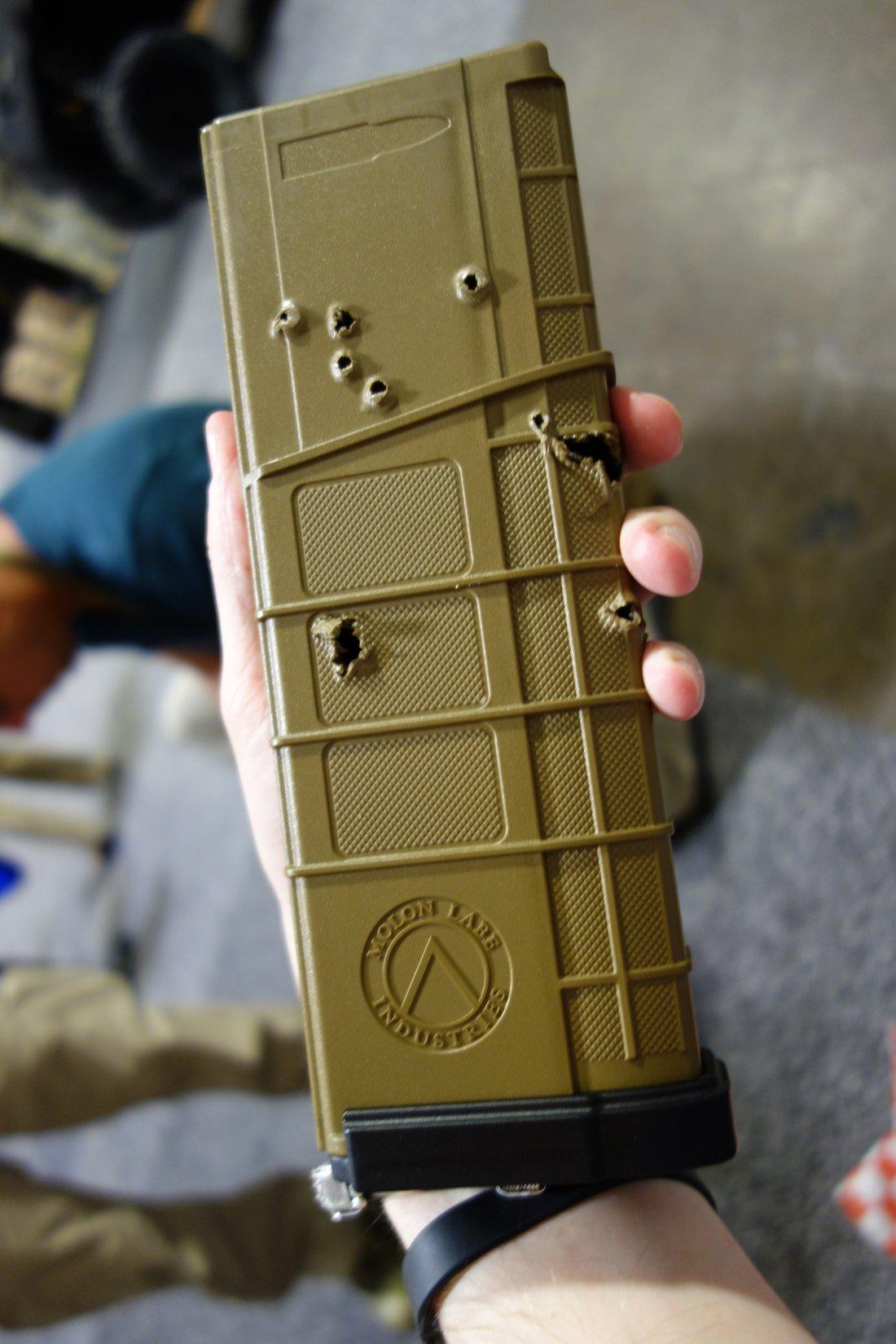Molon Labe Industries (MLI) SCARmag 25-Round 7 62mm NATO