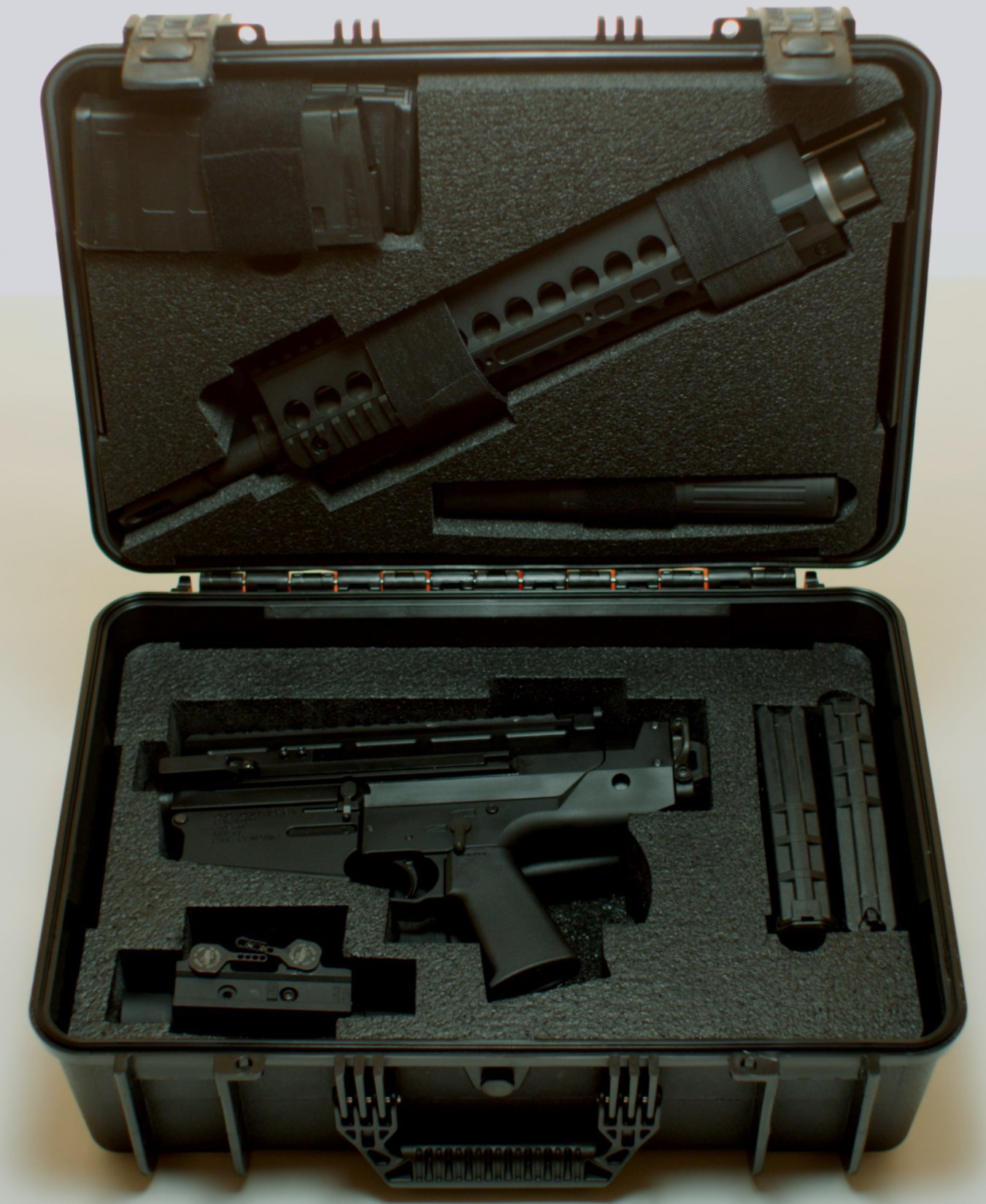DRD Tactical Paratus P762 Gen 2 Rifle 7.62mm .308 Win. Tactical Takedown Rifle Carbine and U76 QD Upper 2 DRD Tactical Paratus P762 Gen 2 7.62mm NATO/.308 Win. Tactical Takedown AR Rifle/Carbine/SBR and U762 QD Upper Receiver for Medium to Long Range Sniping on the Go (Photos!)