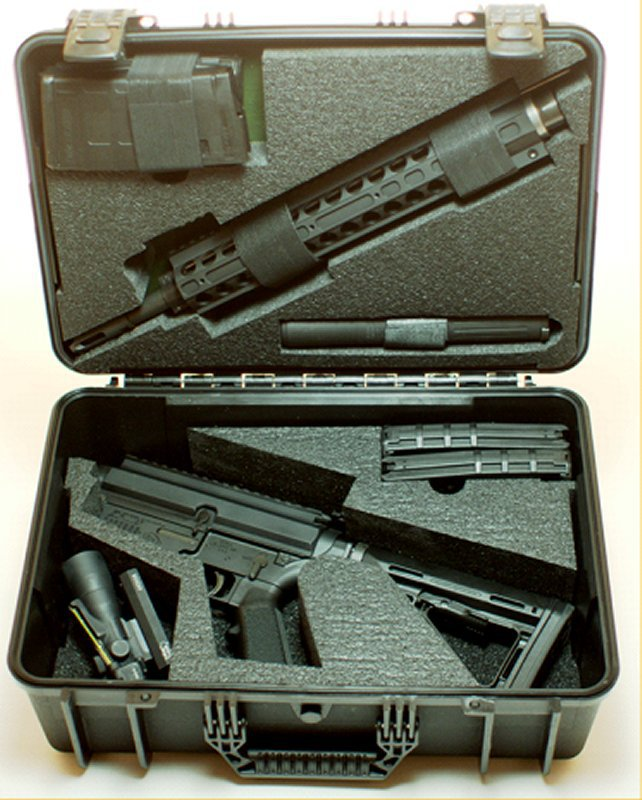 DRD Tactical Paratus P762 Gen 2 Rifle 7.62mm .308 Win. Tactical Takedown Rifle Carbine and U76 QD Upper 4 DRD Tactical Paratus P762 Gen 2 7.62mm NATO/.308 Win. Tactical Takedown AR Rifle/Carbine/SBR and U762 QD Upper Receiver for Medium to Long Range Sniping on the Go (Photos!)