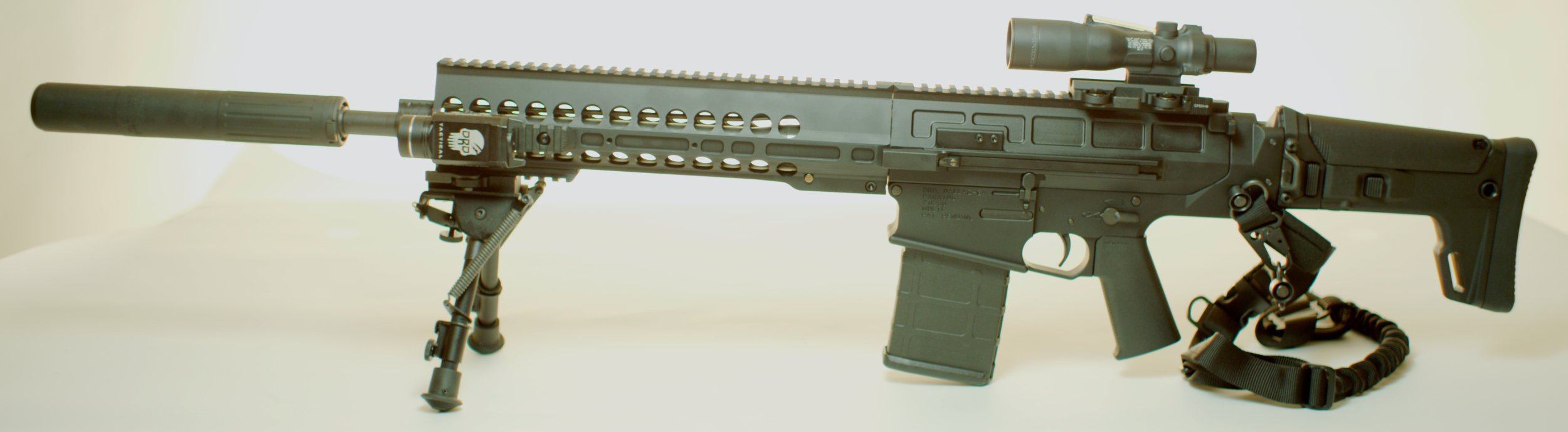 DRD Tactical Paratus P762 Gen 2 Rifle 7.62mm .308 Win. Tactical Takedown Rifle Carbine and U76 QD Upper 5 DRD Tactical Paratus P762 Gen 2 7.62mm NATO/.308 Win. Tactical Takedown AR Rifle/Carbine/SBR and U762 QD Upper Receiver for Medium to Long Range Sniping on the Go (Photos!)
