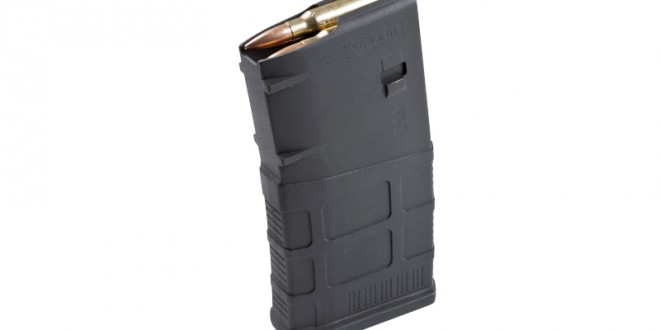 MagPul PMAG 20 LR/SR GEN M3, 7.62×51 SR-25-Format 7.62mm NATO/.308 Win. Rifle Magazine Introduced, Replaces MAG243