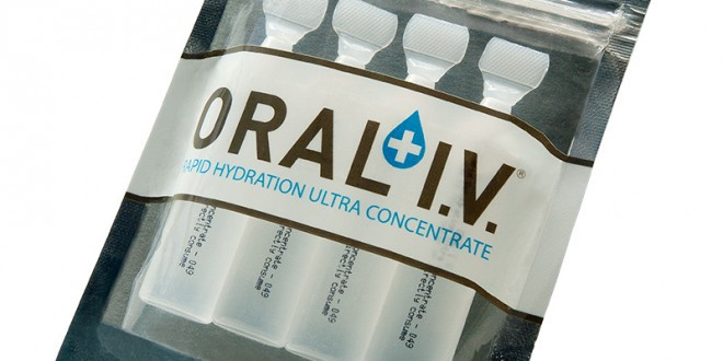 Maricopa County Sheriff's Office (MCSO) Implementing (Using) ORAL I.V. Hydration Support Fluid as Combat/Tactical Hydration Aid Department-Wide, Including SWAT
