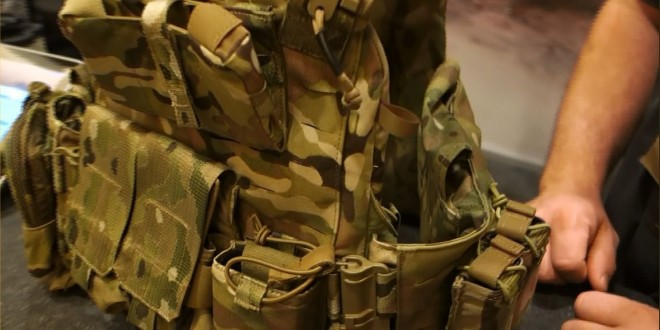 Renegade Armor/FirstSpear Maritime Assault Plate Carrier System and Rifle Magazine Pocket Mag Pouches in Crye MultiCam Camouflage: Lightweight Tactical Body Armor with Floatation Capability (Video!)