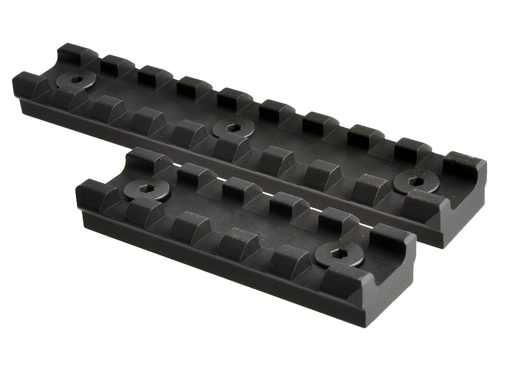 Strike Industries Mega Fins Tactical Handguard Rail  System and KeyMod Rail Section image 2c Strike Industries AR Mega Fins KeyMod Tactical Handguard/Rail System with Rail Accessories for Tactical AR 15 Carbine/Rifles!