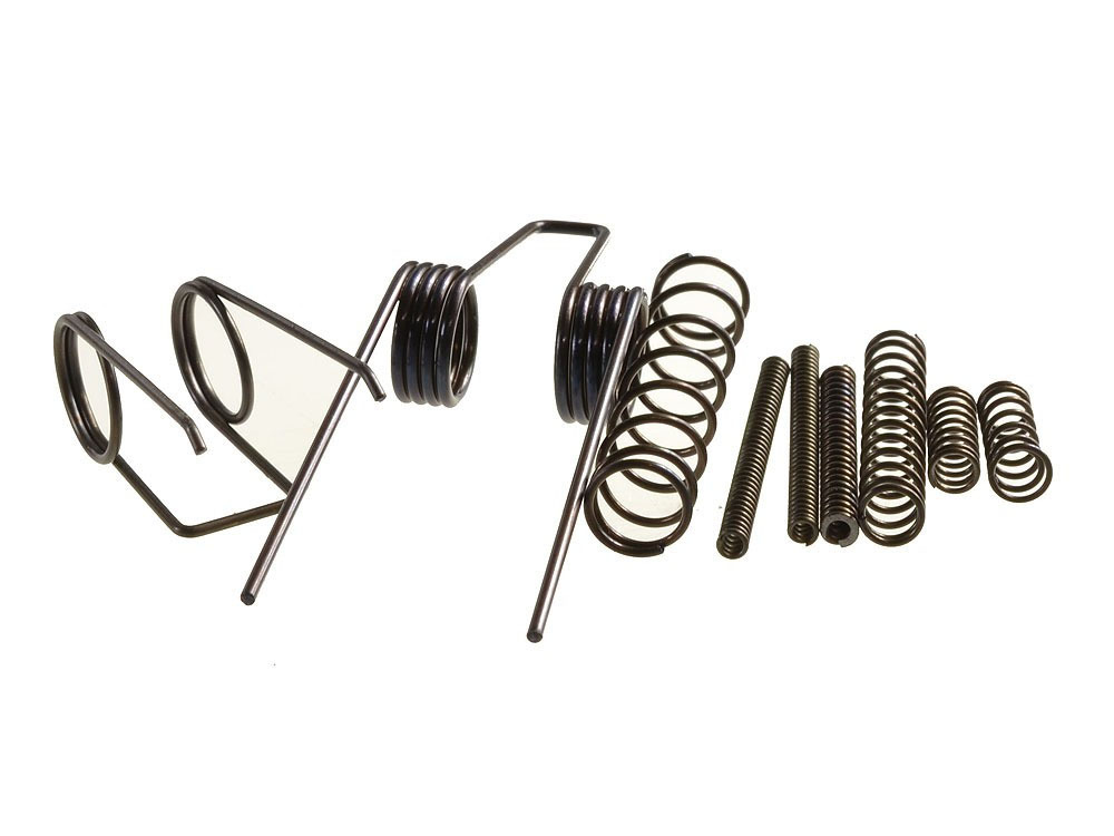 Strike Industries SI AR 15 Carbine Lower Receiver Spring Kit 2 Strike Industries AR 15 Lower Receiver Spring Replacement Kit for Optimizing your AR 15 Rifle/Carbine/SBRs Performance! (Photos!)