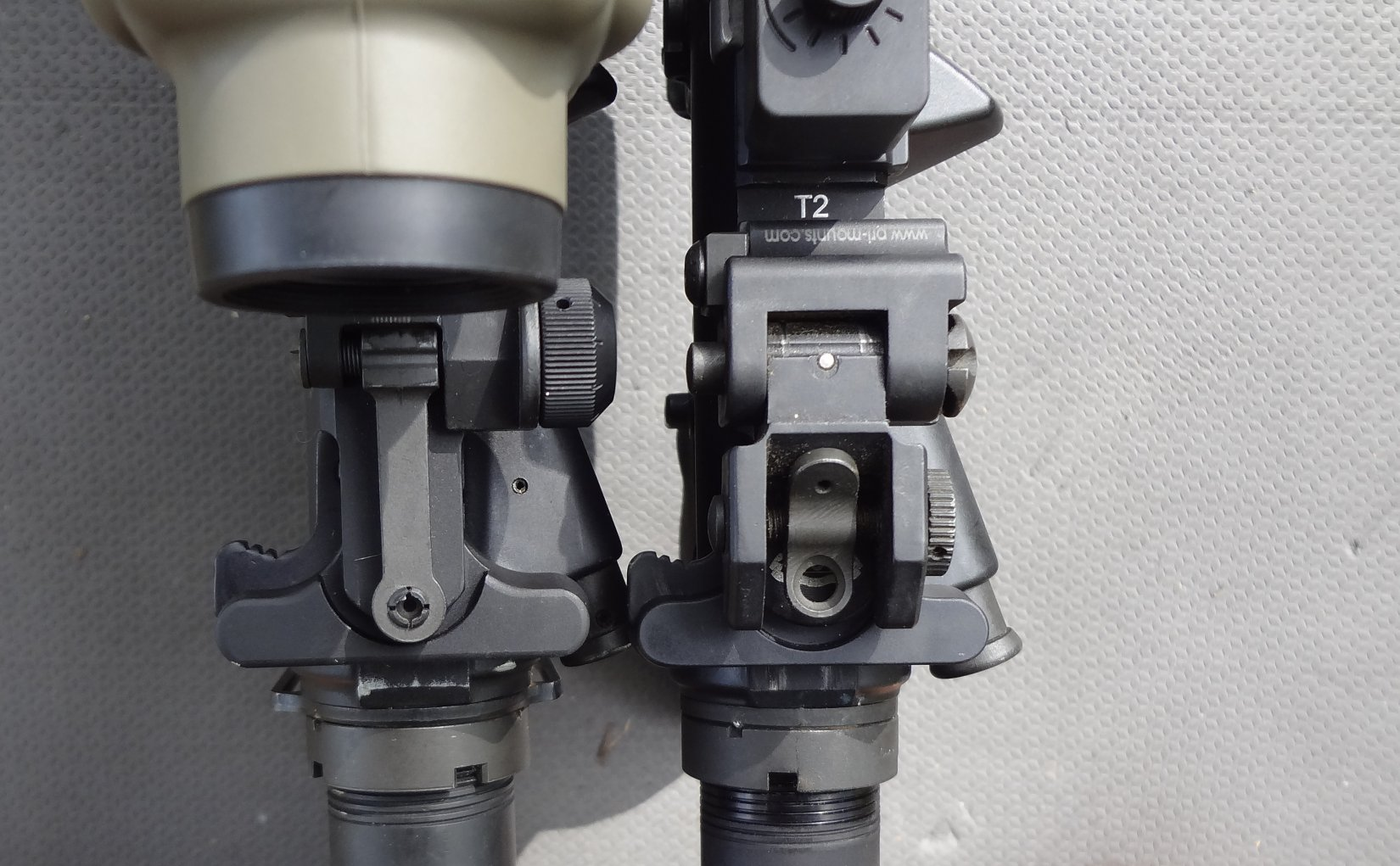 Tactical Ambi B... Ar 15 Iron Sights Review