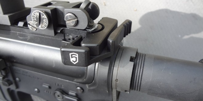 Phase 5 Tactical Ambi Battle Latch/Charging Handle Assembly (ABL/CHA) AR-15/M4/M4A1 Carbine/SBR Ambidextrous Charging Handle: Meet The Beast