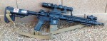 ROSCH_Works_RW_SL-1_Sight_Light_Tactical_Weapon_Front_Sight_BUIS(Back_Up_Iron_Sight)_on_Bravo_Company_Manufacturing_BCM_KeyMod_Handguard_Rail_(KMR)_Mike_Pannone_CTT_Solutions_DefenseReview.com_(DR)_1