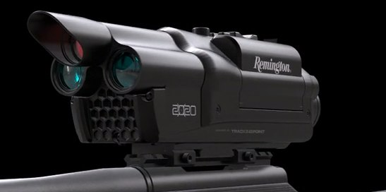 Remington 2020 Digital Optic System DOS Smart Scope Intelligent Optic 1 Remington 2020 Digital Optic System (DOS) Smart Scope: How Does it Compare to the  TrackingPoint XactSystem Precision Guided Firearm (PGF) Scope?