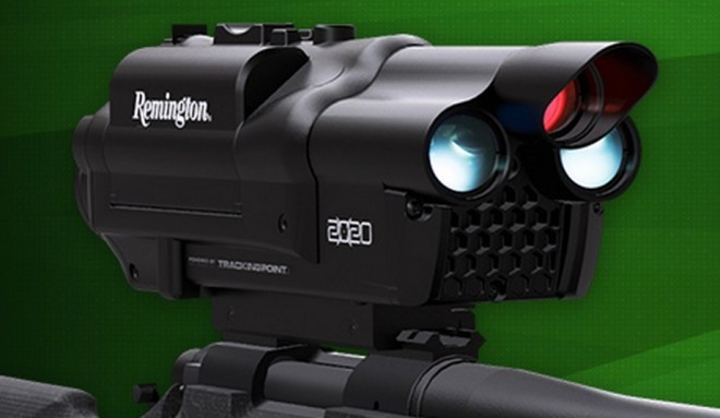 Remington 2020 Digital Optic System DOS Smart Scope Intelligent Optic 2 Remington 2020 Digital Optic System (DOS) Smart Scope: How Does it Compare to the  TrackingPoint XactSystem Precision Guided Firearm (PGF) Scope?