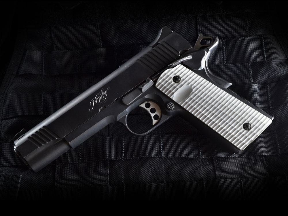 Strike Industries SI 1911 Pistol Grips Image 5 Strike Industries Releases New 1911 Pistol Grips for Combat/Tactical 1911 Pistols