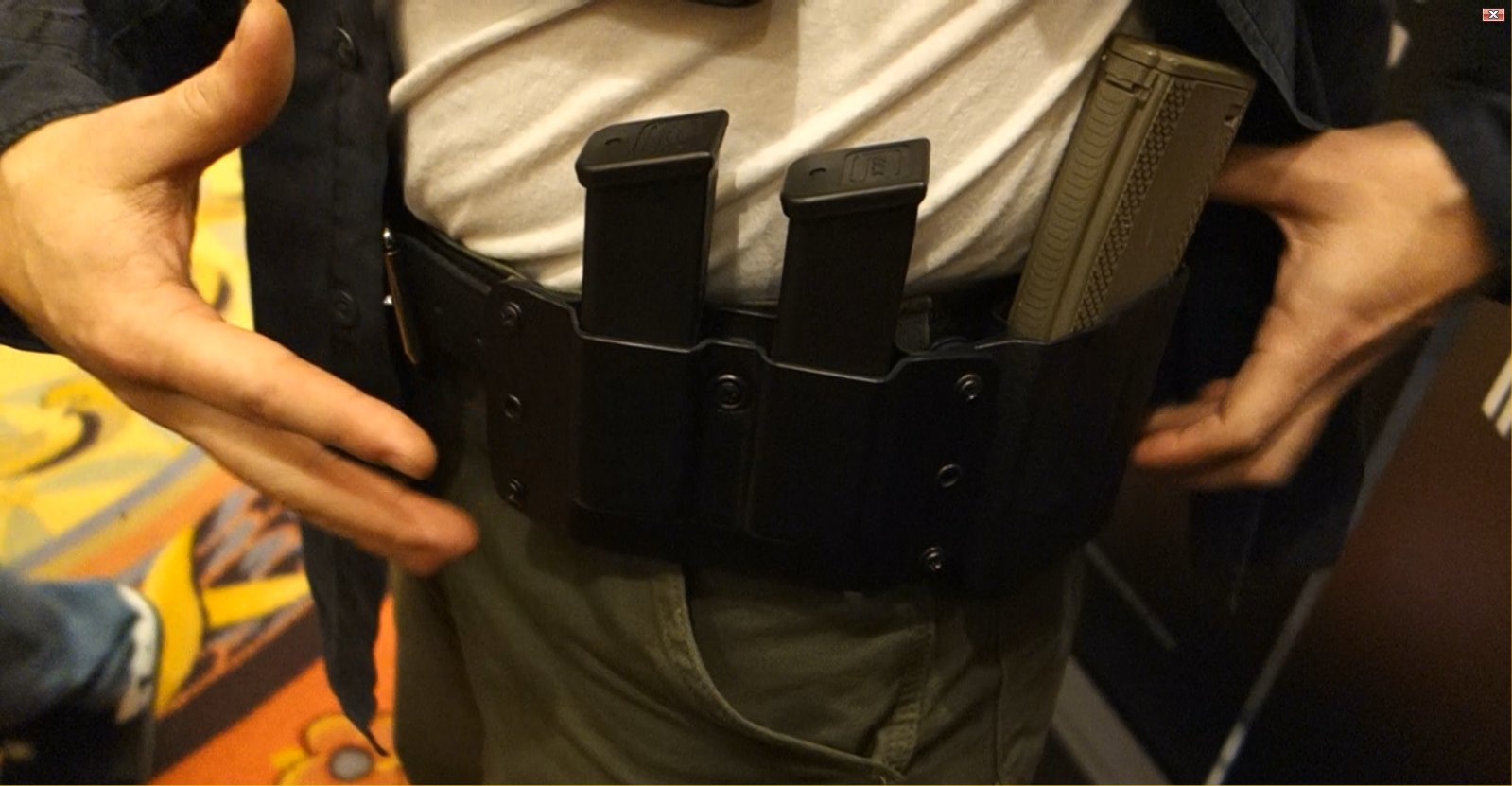High Threat Concealment HTC Low Profile System LPS Modular Gunfighting Belt Carrier System Tactical Gun Belt David Crane DefenseReview.com DR 3 High Threat Concealment HTC Low Profile System (LPS) Modular Gunfighting Belt/Carrier System for Lo Pro/Lo Vis Tactical Ops! (Video!)