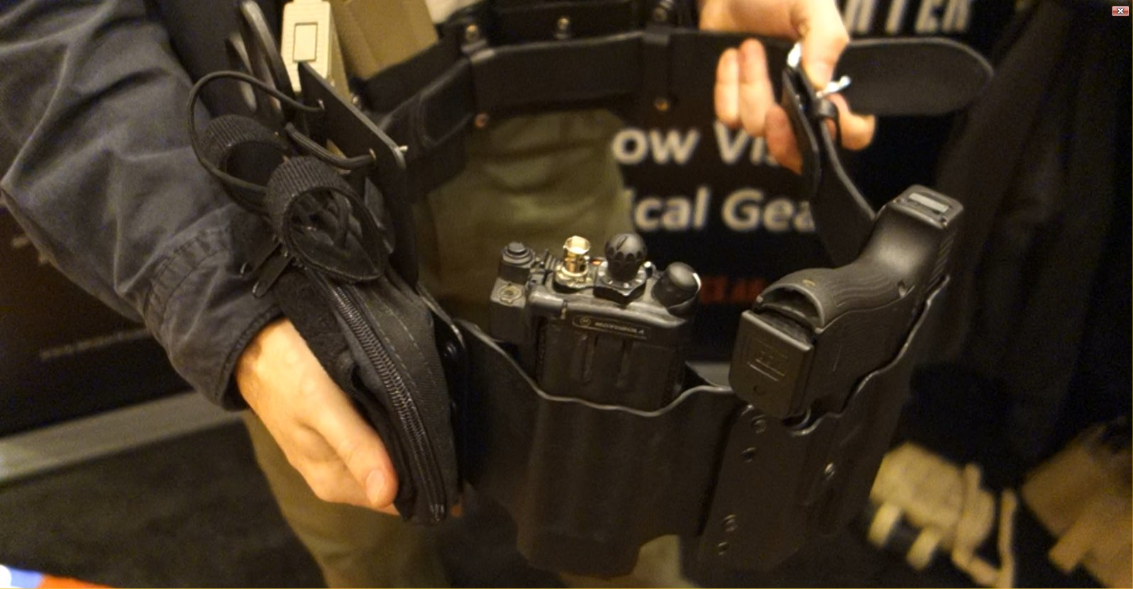 High Threat Concealment HTC Low Profile System LPS Modular Gunfighting Belt Carrier System Tactical Gun Belt David Crane DefenseReview.com DR 4 High Threat Concealment HTC Low Profile System (LPS) Modular Gunfighting Belt/Carrier System for Lo Pro/Lo Vis Tactical Ops! (Video!)