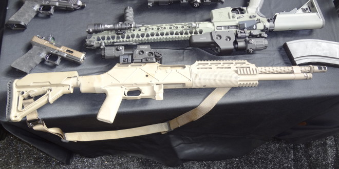 Ohio Ordnance HCAR (Heavy Combat Assault Rifle): Quick, Cursory Analysis of a Modernized SOPMOD BAR (Browning Automatic Rifle) (Video!)