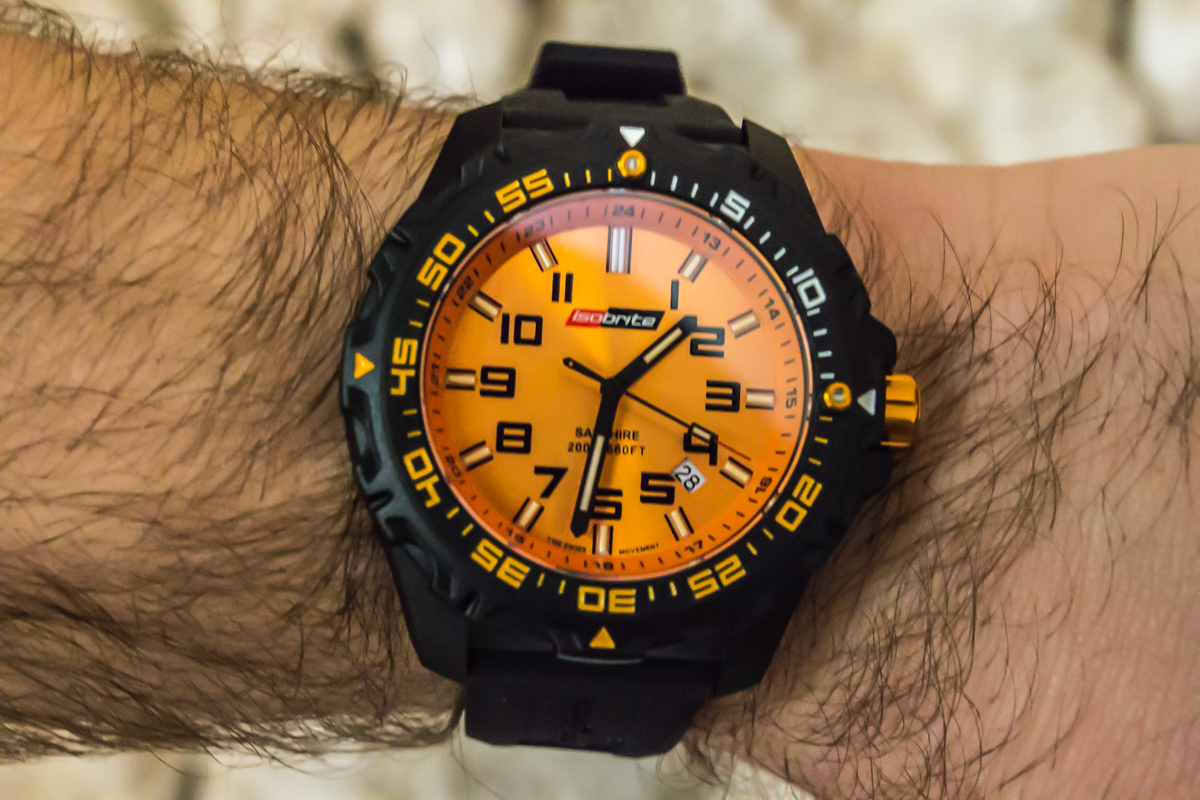 Armourlite Introduces Isobrite Valor Series Diving