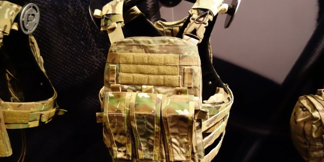 Crye Precision AVS-AC (Adaptive Vest System-Assault Configuration) Modular Tactical Armor Plate Carrier goes from Lo-Pro/Lo-Vis to Full-Load-Bearing Tactical Vest (Body Armor)