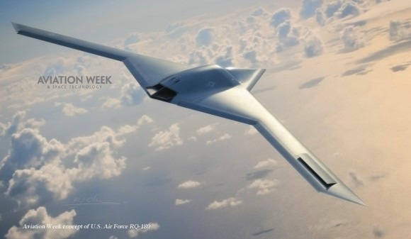 Northrop Grumman RQ 180 Flying Wing Stealth UAS UAV Drone Aircraft Aviation Week 1 Northrop Grumman RQ 180 Low Observable Flying Wing Stealth UAS/UAV/Drone Aircraft for ISR Missions: Out of the Black and into the Light!