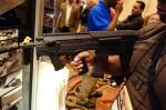 Desert_Tech_DT_MDR_and_MDR-C_(Micro_Dynamic_Rifle)_Modular_Multi-Caliber_Bullpup_Combat_Assault_Carbine_and_SBR_Sub-Carbine_SHOT_Show_2014_David_Crane_DefenseReview.com_(DR)_12