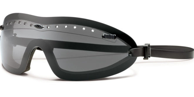 Smith Optics Elite Aegis Echo Eyeshield Protective Shooting Glasses and Boogie Regulator Goggle: Ballistic Eyewear/Eyepro (Eye Protection) for Combat/Tactical Professionals and Civilian Tactical Shooters
