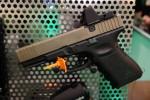 Unity_Tactical_UT_ATOM_Slide_and_UT_ATOM_Adapter_Plate_for_Glock_Pistol_Slides_and_Mini_Red_Dot_Combat_Optics_SHOT_Show_2014_David_Crane_DefenseReview.com_(DR)_3