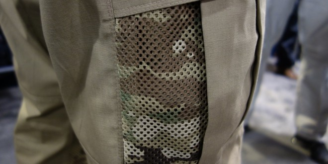 Vertx Airflow Phantom Ops Pant by Fighter Design: Combat/Tactical Pants with Passive Cooling Mesh Technology (Video!)