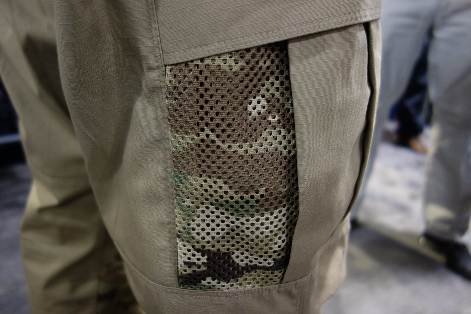 Vertx Airflow Phantom Ops Pant by Fighter Design Combat Tactical Pants with Passive Cooling Technology Evaporative Cooling Adam Slank SHOT Show 2014 David Crane DefenseReview.com DR 10 Vertx Airflow Phantom Ops Pant by Fighter Design: Combat/Tactical Pants with Passive Cooling Mesh Technology (Video!)