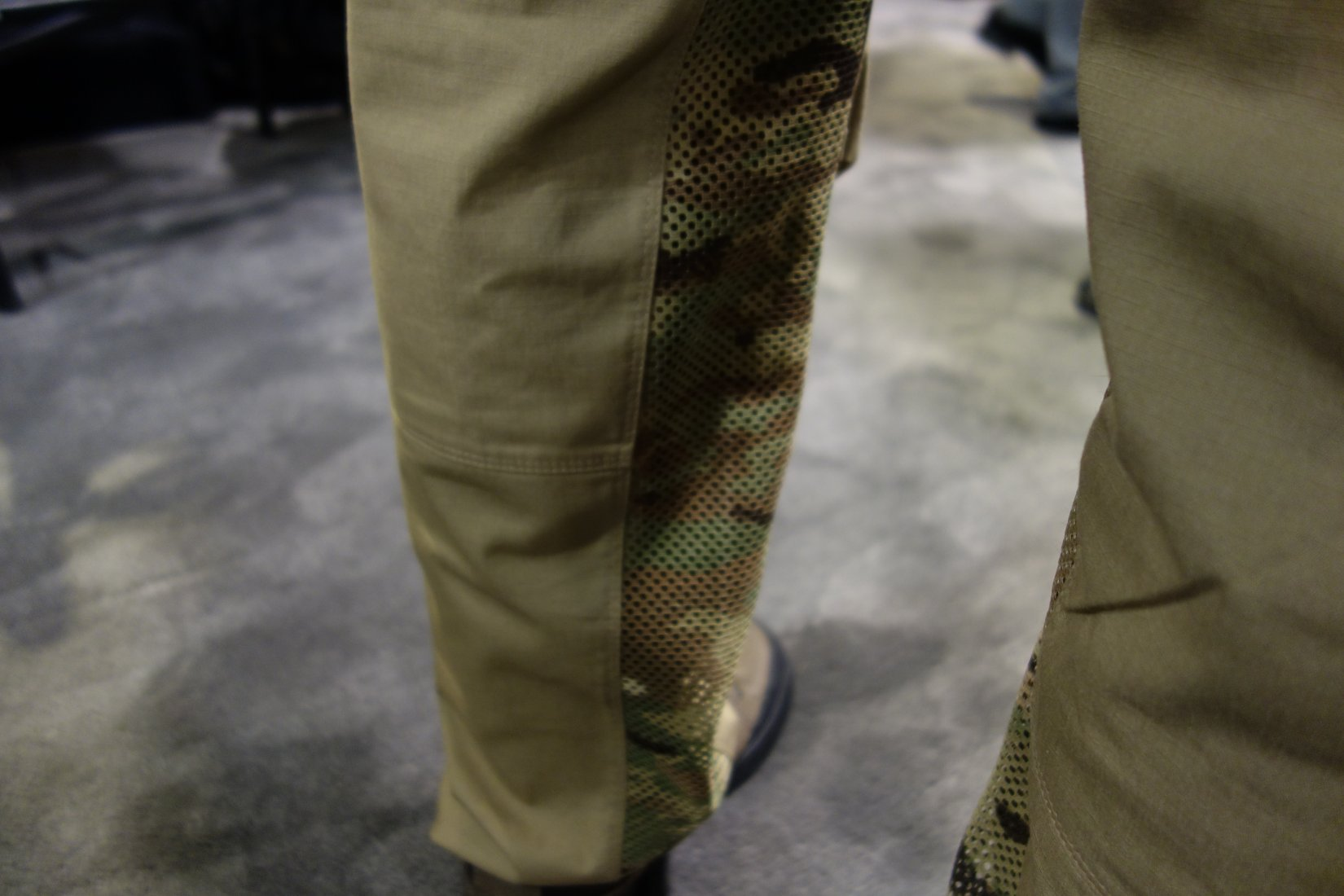 Vertx Airflow Phantom Ops Pant by Fighter Design Combat Tactical Pants with Passive Cooling Technology Evaporative Cooling Adam Slank SHOT Show 2014 David Crane DefenseReview.com DR 9 Vertx Airflow Phantom Ops Pant by Fighter Design: Combat/Tactical Pants with Passive Cooling Mesh Technology (Video!)