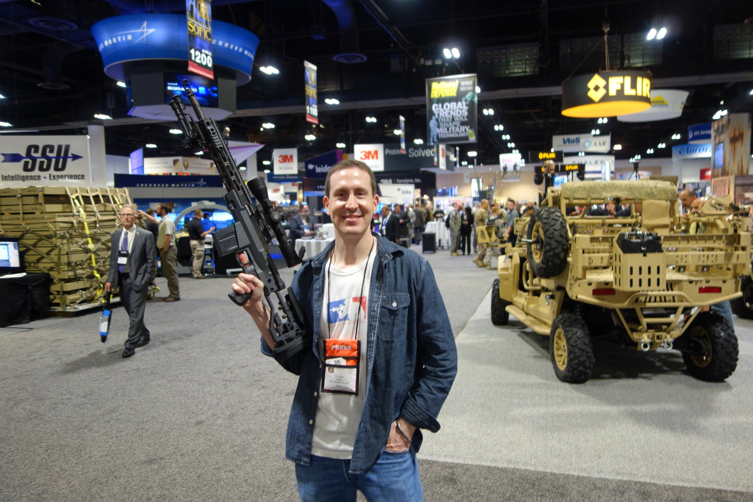 Remington Defense CSR Concealable Sniper Rifle Rucksack Rifle Breakdown Takedown Suppressed Sniper Carbine with Proof Research 16 inch Carbone Fiber Wrapped Barrel NDIA SOFIC 2014 David Crane DefenseReview.com DR 9 Medium Remington Defense CSR (Concealable Sniper Rifle) Rucksack Rifle: Lightweight, Compact 7.62mm NATO/.308 Win. Bolt Action Breakdown/Takedown Suppressed Sniper Carbine with 14 16 Proof Research Carbon Fiber Wrapped Barrel for Your Backpack! (Video!)