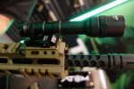 Unity_Tactical_UT_Fusion_Hub_Rail_Mount_and_Backup_Iron_Sight_(BUIS)_for_Tactical_AR-15_Carbine_SBR_Accessories_SHOT_Show_2014_David_Crane_DefenseReview.com_(DR)_4