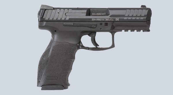 Heckler & Koch HK VP9 Striker-Fired, Polymer-Framed 9mm Combat/Tactical Pistol with Ambi Controls: Better Late than Never…But is it Better than the Glock 17/19 and Smith & Wesson M&P9 Series Pistols? It may be, but we'll just have to see. (Video!)