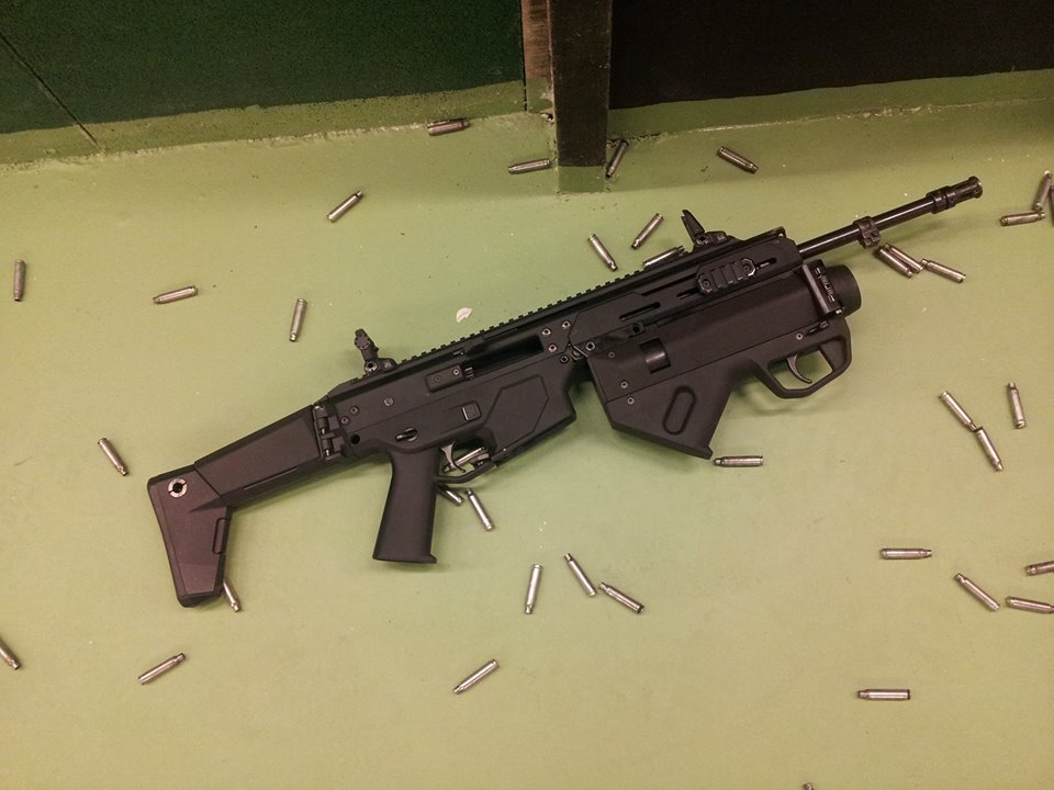 Frag Out Magazine CZ805 BREN Modular Assault Rifle Carbine SBR Sub Carbine DefenseReview.com DR 1 FRAG OUT! High Speed, Low Drag Magazine Gets Launched from Poland (in English): If You Like Combat/Tactical Firearms,  Gear and Shooting, Youre Probably Really Gonna Like this Mag!