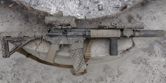 Tactical AR-15/M4/M4A1 Carbine/SBR Aftermarket Accessories for Military Combat Applications: The Competition-to-Combat Crossover, Part 2