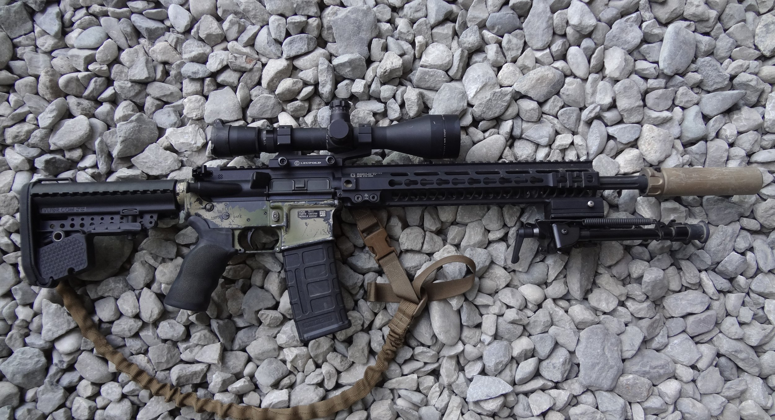 Jeff Gurwitch Article Tactical AR 15 M4 M4A1 Carbine SBR Sub Carbine Accessories Part II DefenseReview.com DR PIC D Tactical AR 15/M4/M4A1 Carbine/SBR Aftermarket Accessories for Military Combat Applications: The Competition to Combat Crossover, Part 2