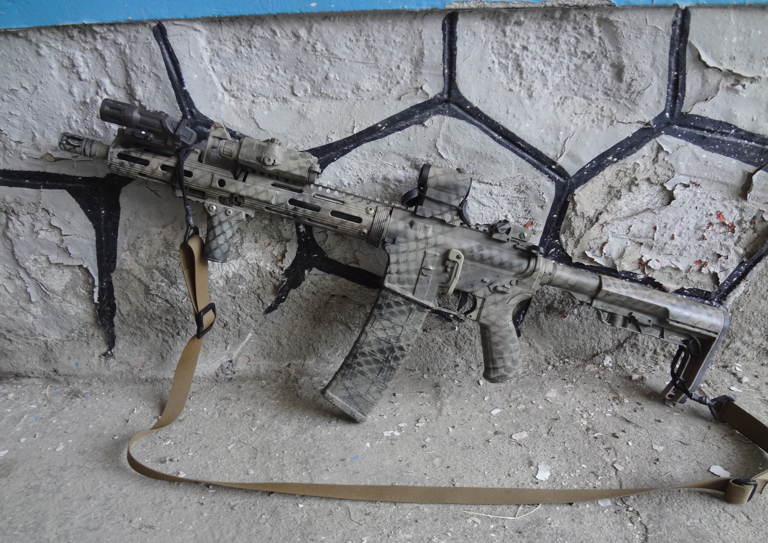 Jeff Gurwitch Article Tactical AR 15 M4 M4A1 Carbine SBR Sub Carbine Accessories Part II DefenseReview.com DR PIC G Tactical AR 15/M4/M4A1 Carbine/SBR Aftermarket Accessories for Military Combat Applications: The Competition to Combat Crossover, Part 2