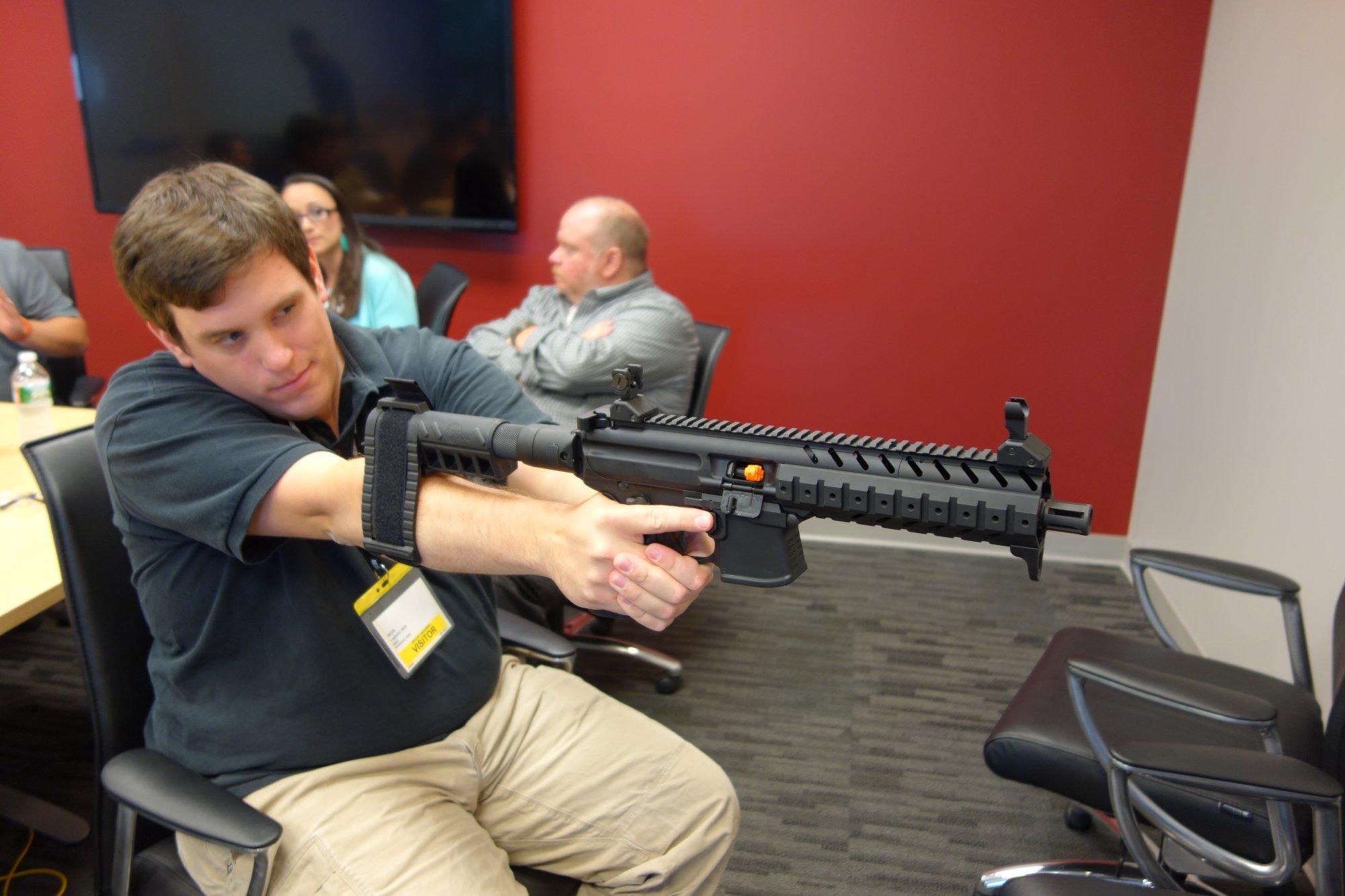 SIG SAUER SIGTac SB15 Pistol Stabilizing Brace for One