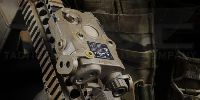 TNVC Exclusive: L3/ Insight ATPIAL-C (Advanced Target Pointer/Illuminator Aiming Laser – Commercial) Class1/3R IR Laser