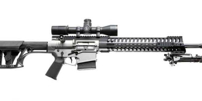 Patriot Ordnance Factory (POF-USA) ReVolt Light 5.56mm NATO/.223 Rem. and ReVolt Heavy 7.62mm NATO/.308 Win. DMR-Type Straight-Pull Fast-Action Tactical AR Rifle/Carbines (Range Video!)