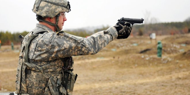 US Army Modular Handgun System (MHS) Program to Replace Beretta M9/92F Pistol: Glock 17 (G17) and Glock 19 (G19) Combat/Tactical Pistols Should Get the Nod