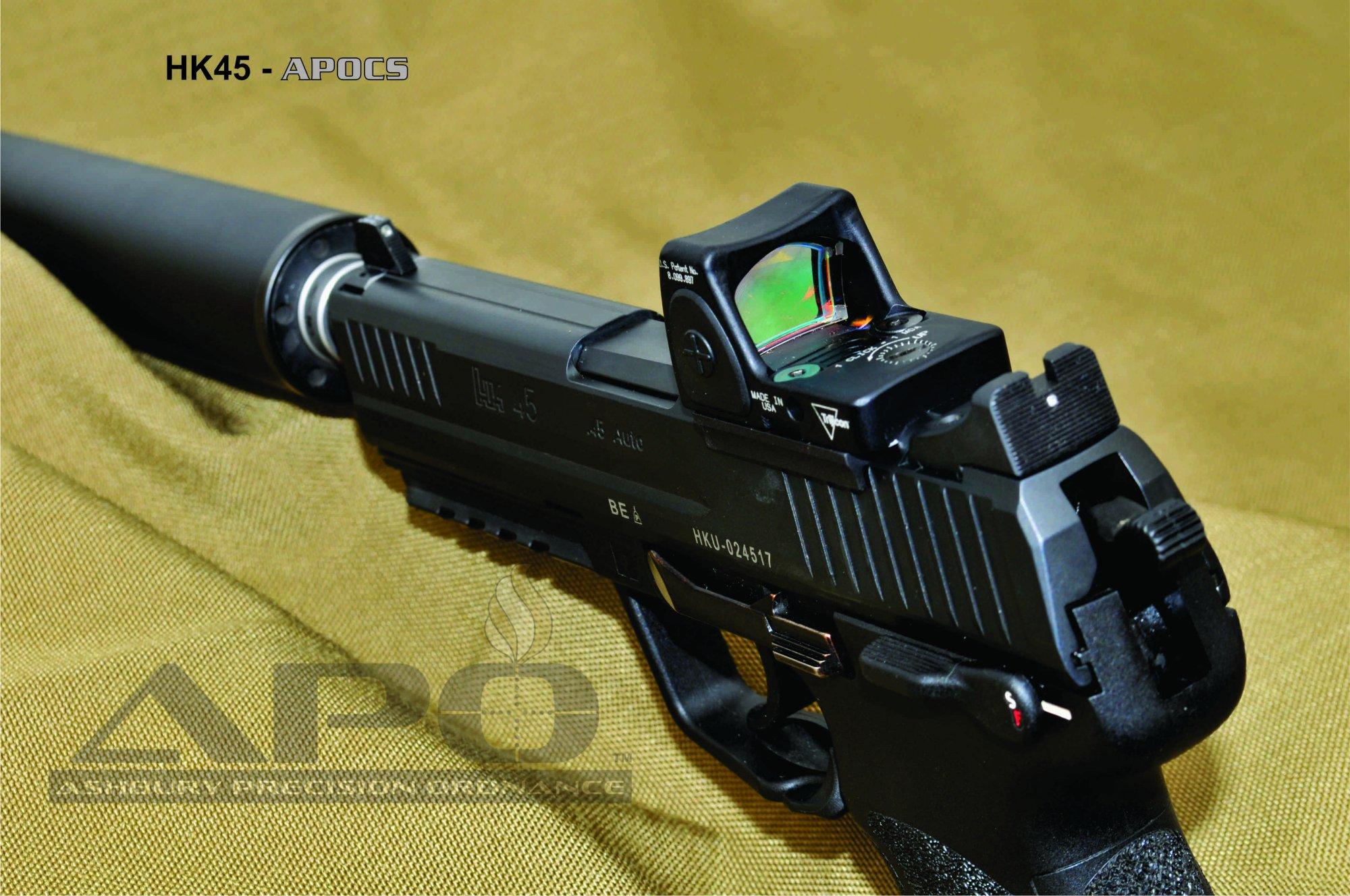 Ashbury Precision Ordnance Apo Custom Shop Apocs Now