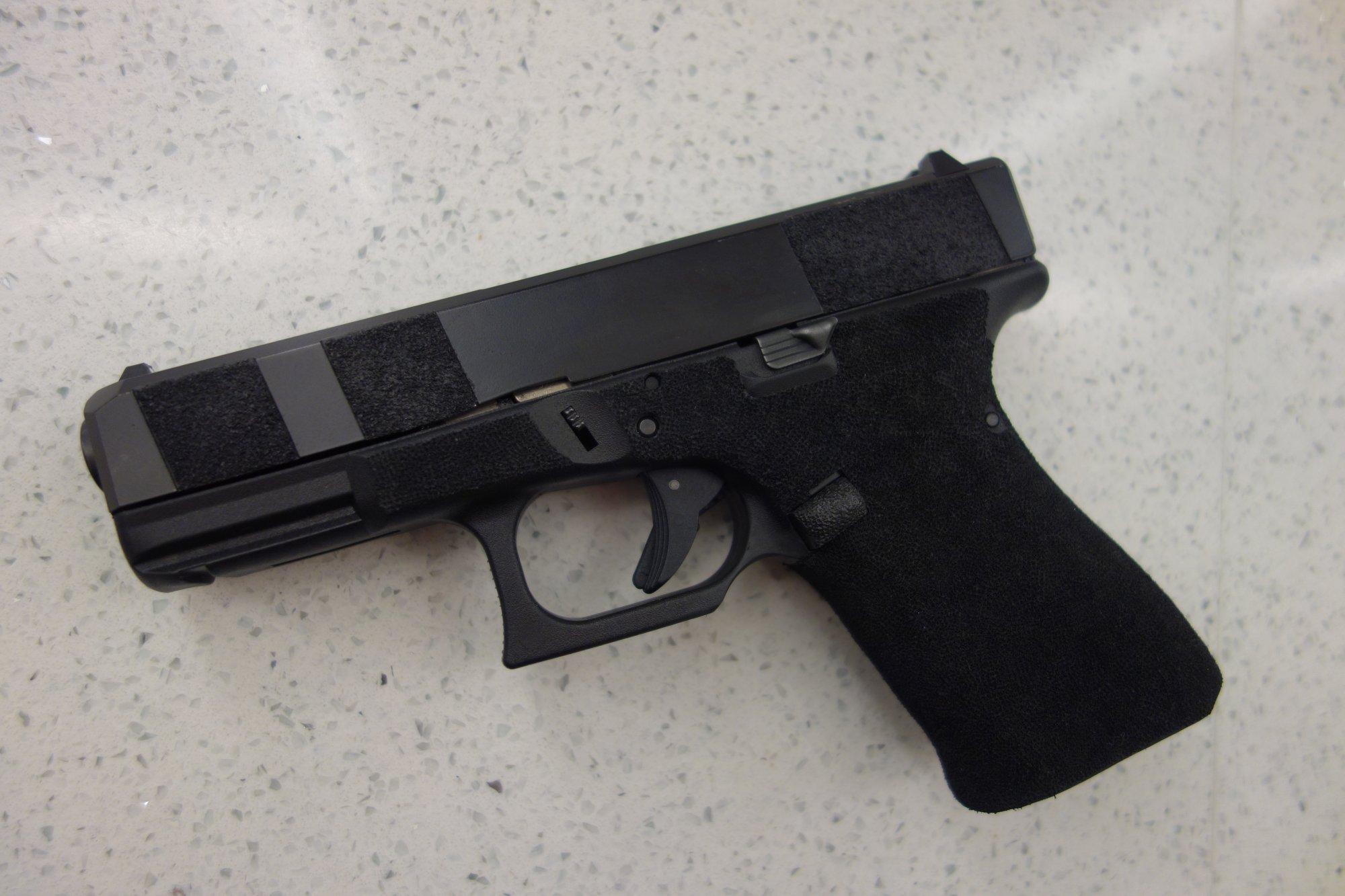 U S  Naval Special Warfare (NSW) Adopts Glock 19 (G19