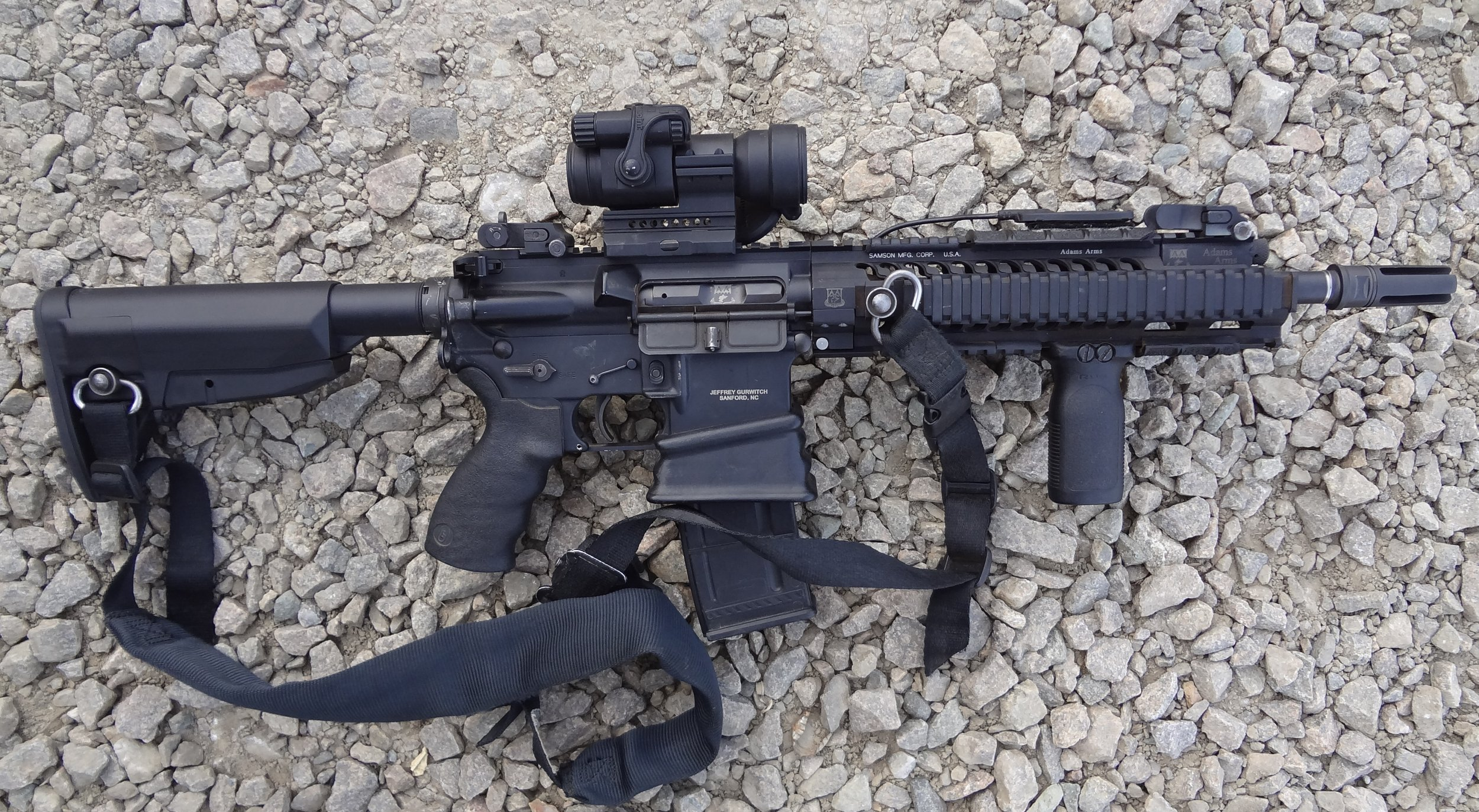 Image Result For Adams Arms Aa Piston Ar