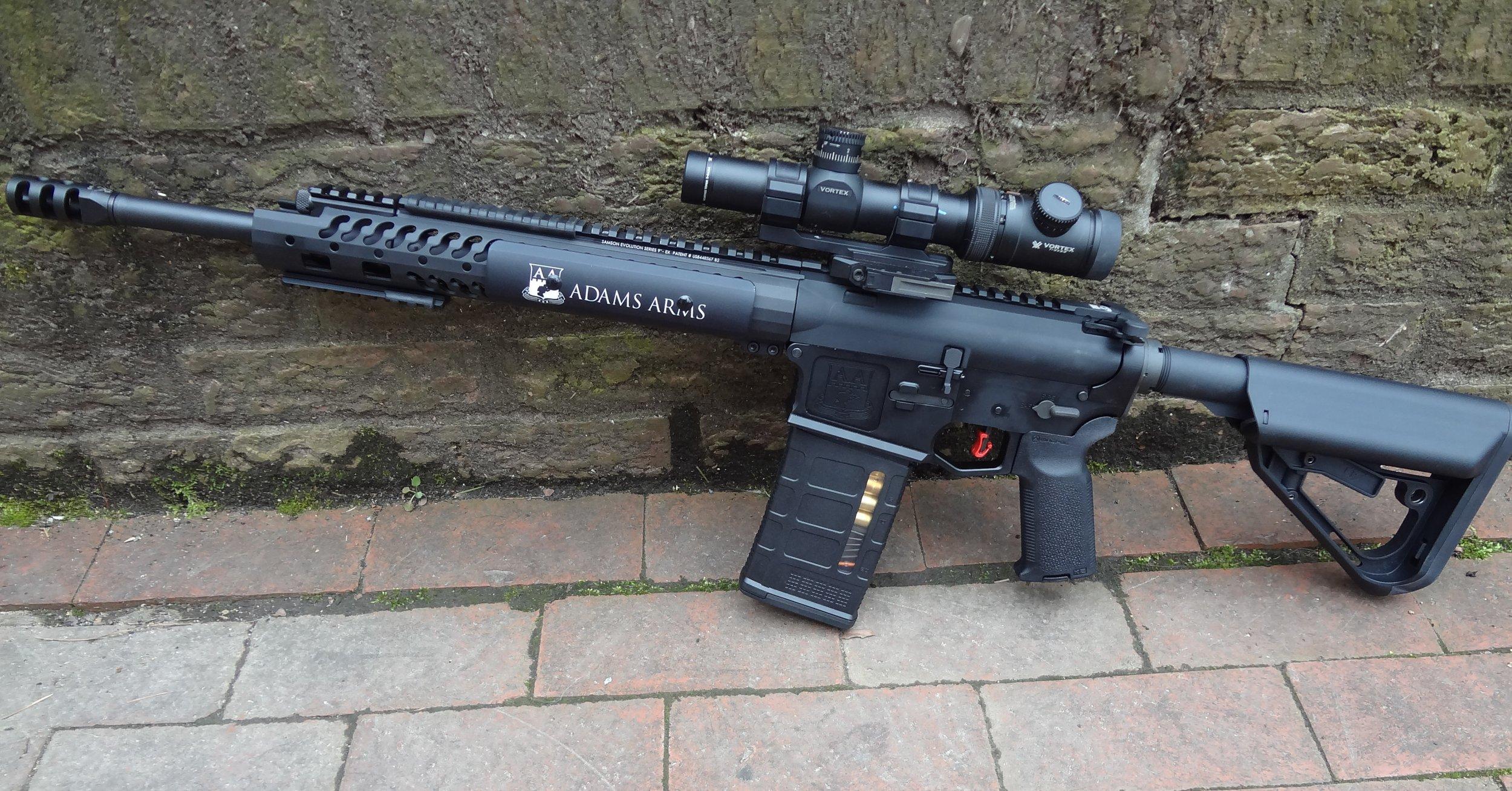 Adams Arms 308 - AR15 COM