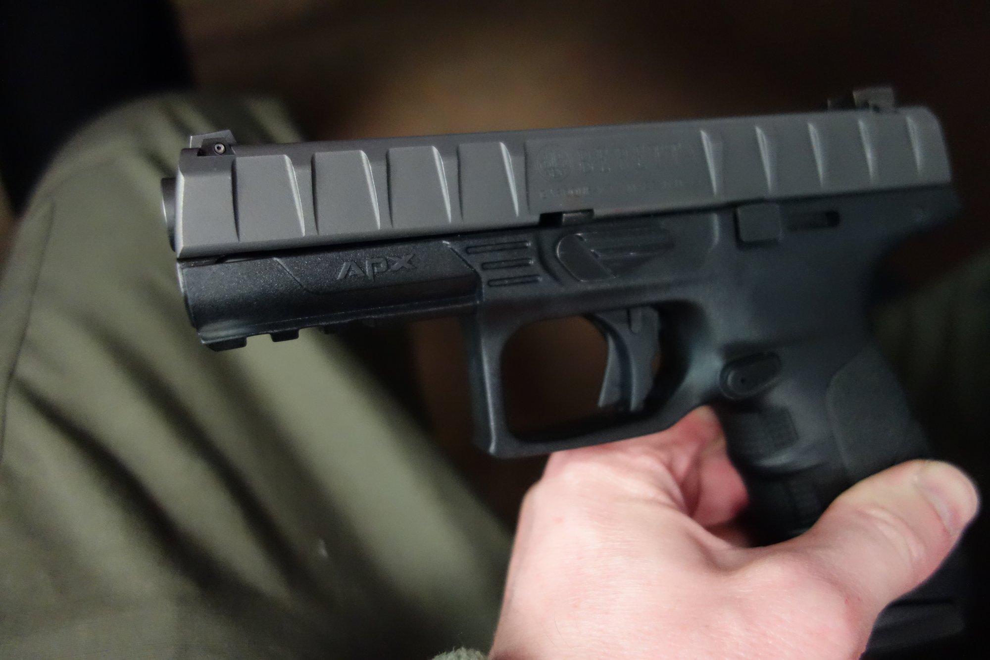 Beretta Apx Vs Glock